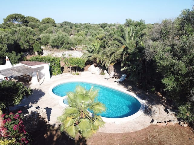 Fine decorated Country House (Sant Luis area)