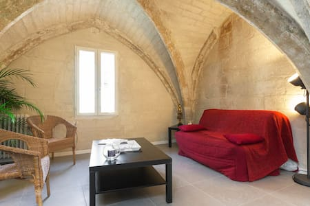 Charmant T2 Avignon Intra-Muros - 阿维尼翁