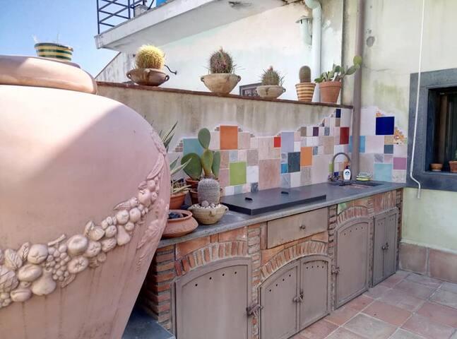 Holiday home La Giara in Santa Tecla