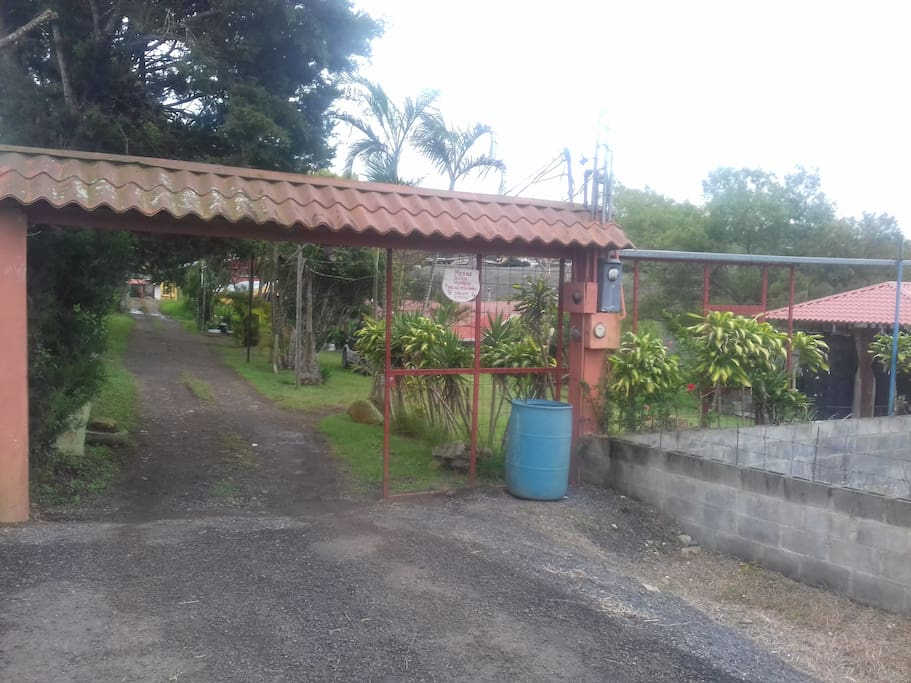Familiar farm