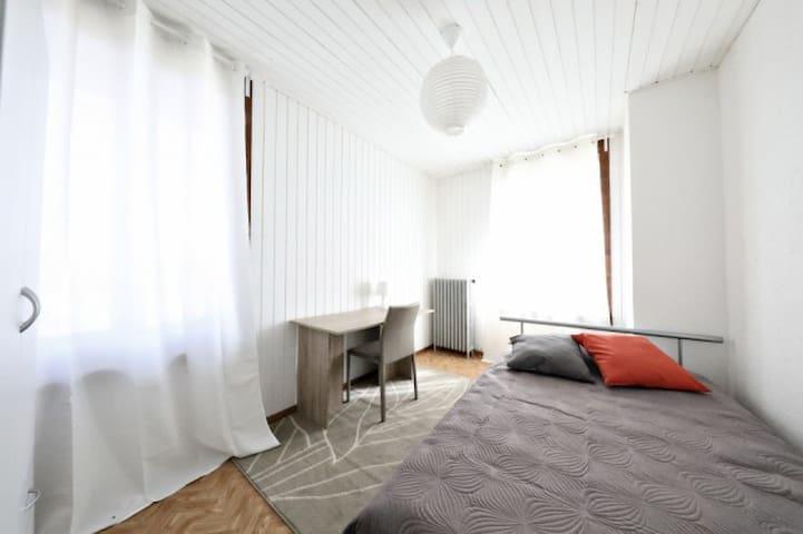 Chambre à quelques minutes de Lausanne - Lausanne