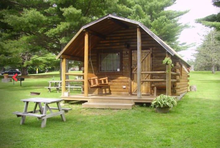 Family Camping Cabin (SKO-KK3- 2rm)