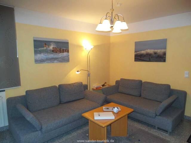 Haus a cappella Wohnung 01 - Binz - Apartamento
