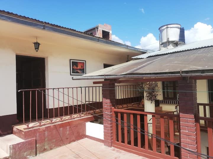 Linda casa en Coroico,  Villa Víctor del Pilar