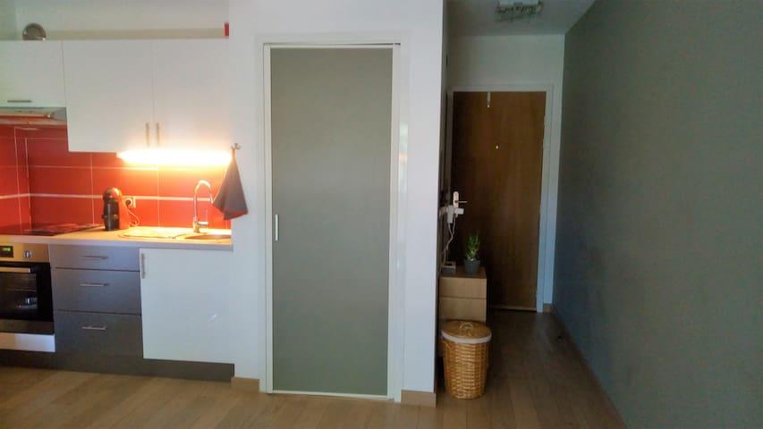 Location  charmant studio pour deux personnes