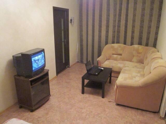 Декабристов 119 не далеко от центра - Казань - Appartement