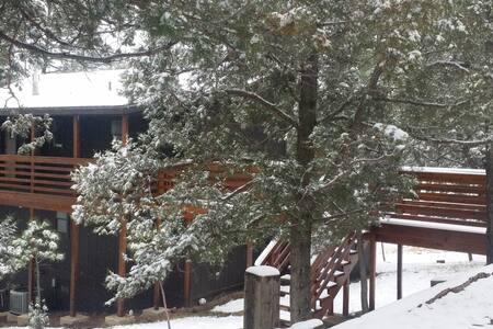 SNOWCAP VIEWS....SIERRA BLANCA VIEWS INSIDE & OUT!