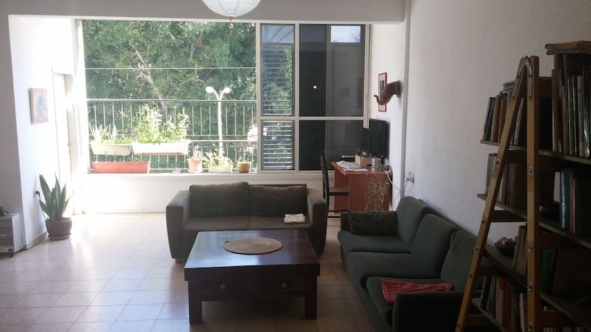 Our place In the heart of the City - LGBT friendly - Rehovot - Apartment