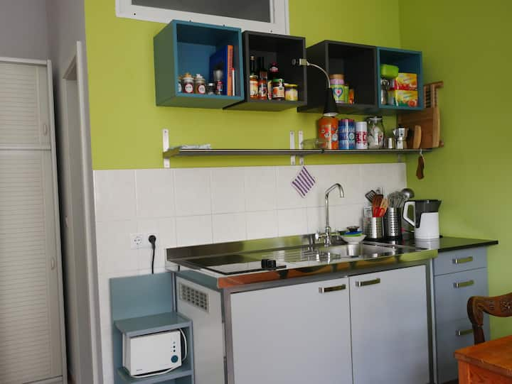 Appartment - Very Welcome = 2 Rooms