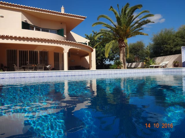 Palm villa de Balaia Beautiful holiday - Albufeira - House