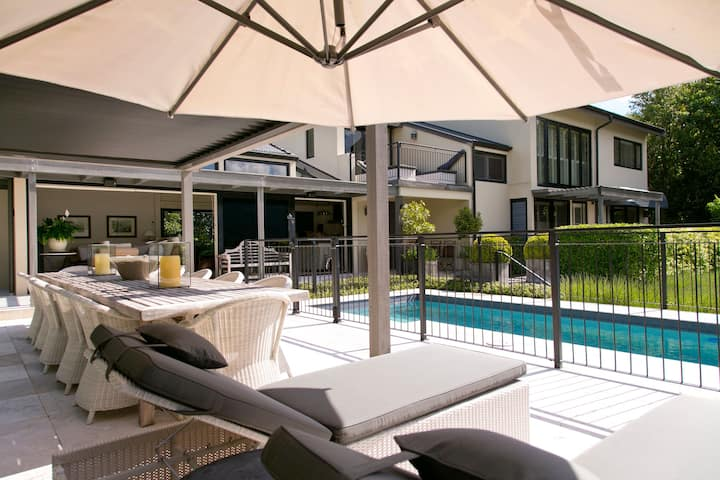 Luxury Villa Accomodation in Taupo