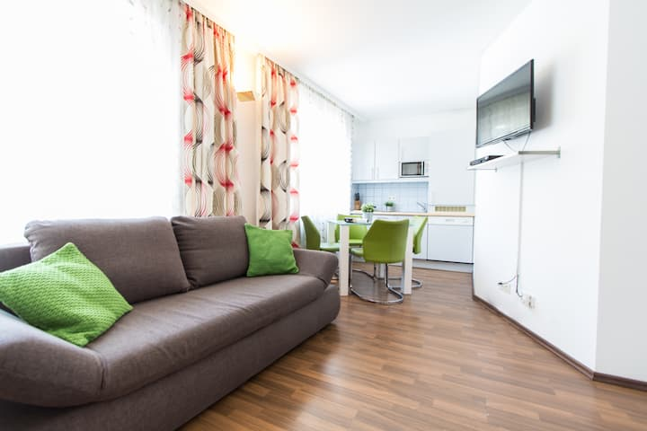 Karmeliter Flats Comfort Balcony