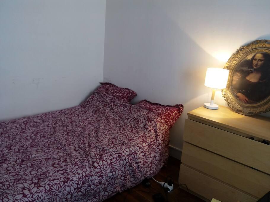 Canapé-lit 2 personnes tout neuf!