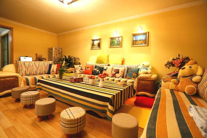 归途青年旅行客栈 - Xining Shi - Apartment
