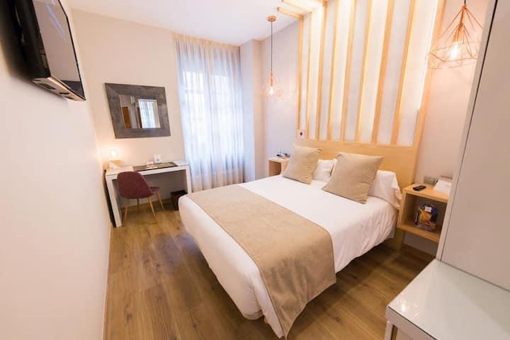Hotel Fruela - Executive Dos Camas o cama matrimonial - Tarifa estandar