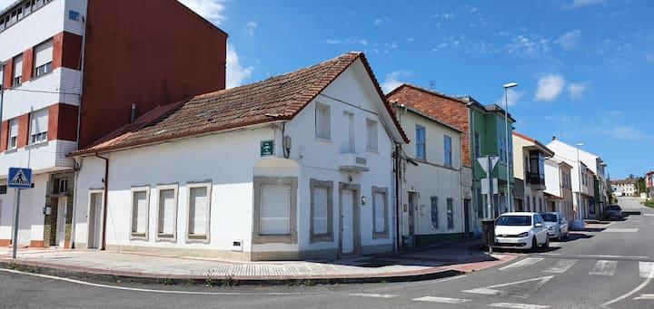 casa cerca del centro de Ferrol