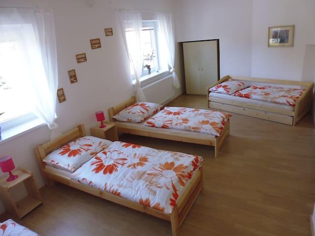 Ubytování v soukromí - Kyjov - Rumah