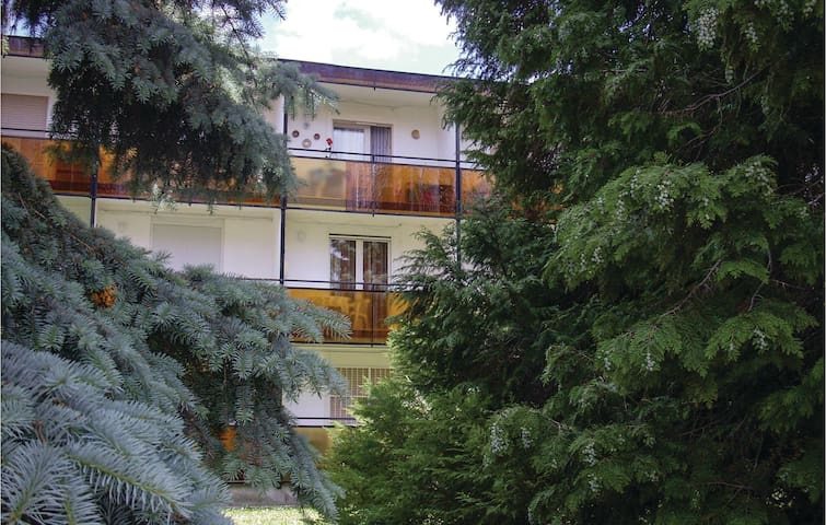 Holiday apartment with 1 bedroom on 27m² in Harkány