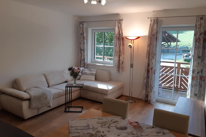 Nice flat with balcony close to centre of Salzburg