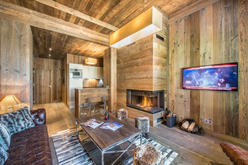 ASPENL21   Comfortable Apartment With Spacious Bedrooms   Apartments For  Rent In MERIBEL LES ALLUES, France