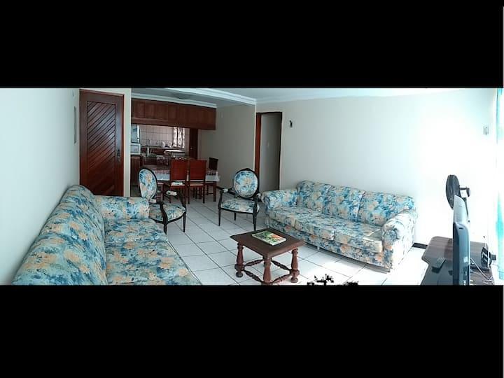 Apartamento aconchegante em área nobre