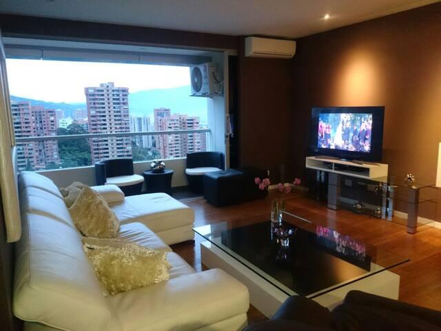 2 bedroom high floor luxurious El Tesoro loft