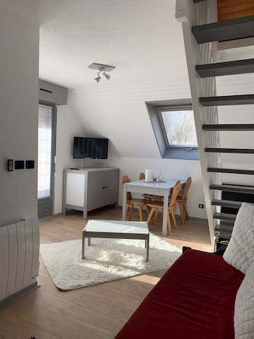 Appartement St-Lary-Soulan 4pers