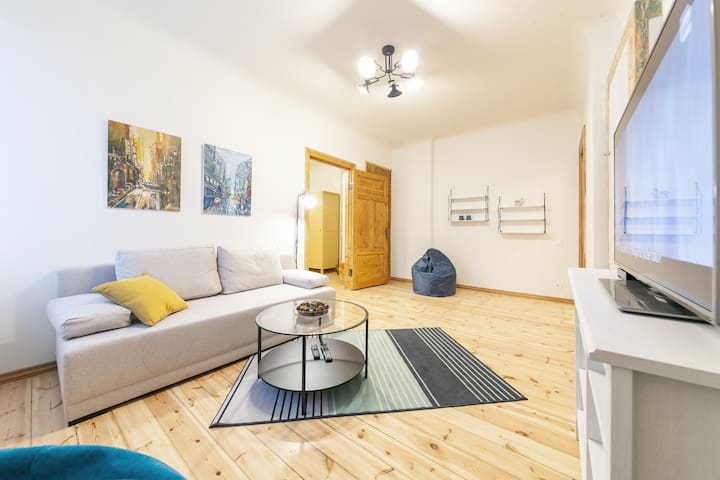 Homelike apartment