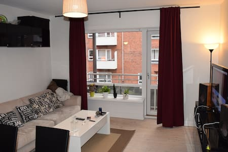 City apartment close to Valby train station - Apartment