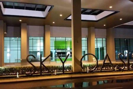 Sky Oasis Studio service apartment