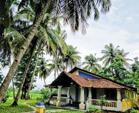 Private Room 2 - Near paddy fields and beaches
