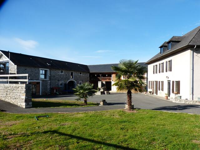 La Caza Beròi, le gîte des sports nature en Béarn