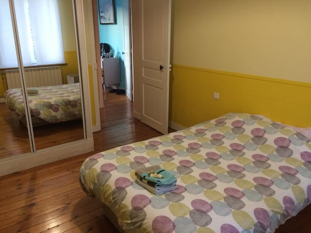 Chambre chez l'habitant près d'arras - Saint-Laurent-Blangy - Dům