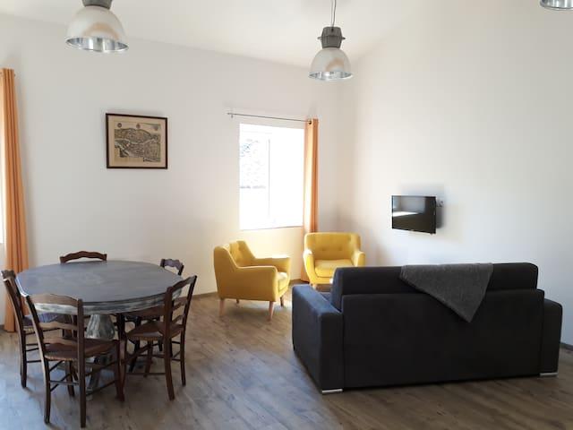 Appartement entièrement rénové 60 m² (6 couchages)