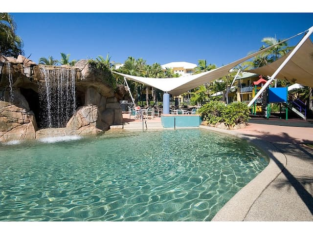 Fun Family Vacation Diamond Beach Resort 122