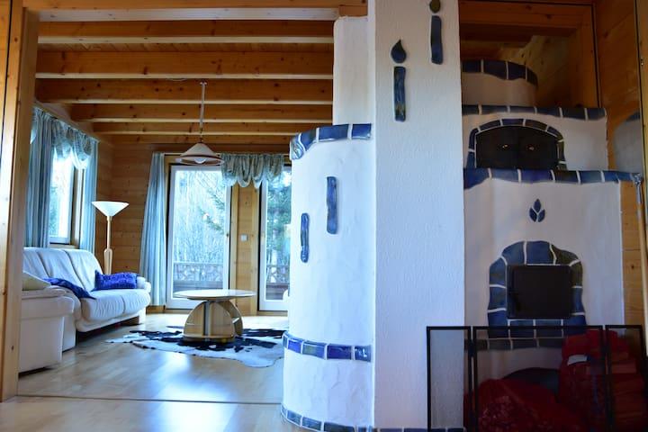 Wolfsberg - Koralpen - 4 rooms - Rieding - Skjul