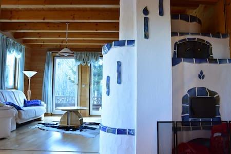Wolfsberg - Koralpen - 4 rooms - Rieding