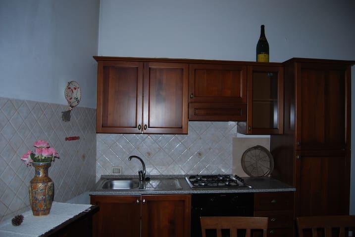Trilocale rinnovato con giardino - Bonarcado - Apartment