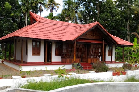 Vacation Waterfront Villa - 1 Bedroom - Backwaters - Alappuzha