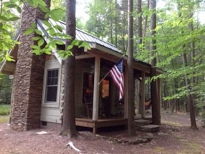 Stix-N-Stonz Creekside Cabin