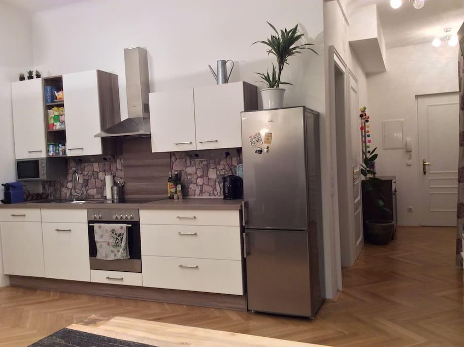 Kitchen-living room (Kitchen)