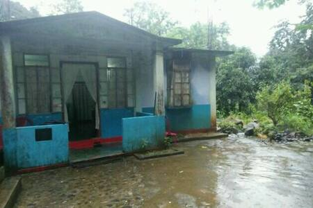 Meghalaya Nongriat Challey GuestHouse