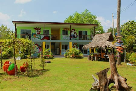 Jungle View 1 Bedroom @ Chill Out Village Krabi