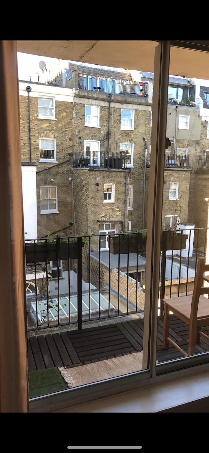 Nice one bedroom apartment close to Hyde Park