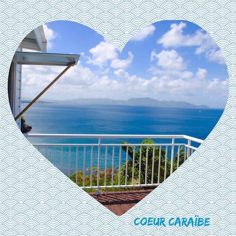 Bungalow Coeur Caraïbe