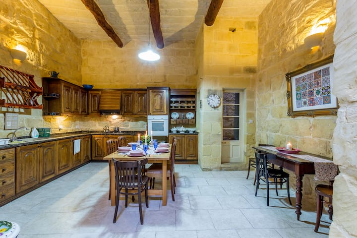 400 year old house of character in popular Qala