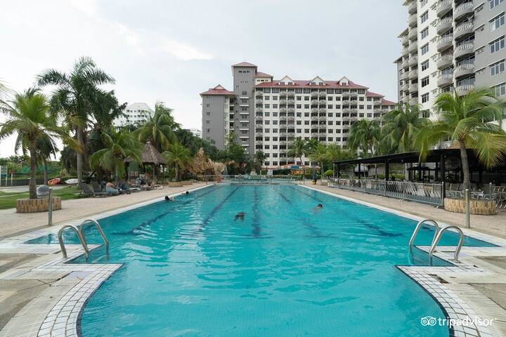 Glory Beach Resort Port Dickson (Full Seaview)
