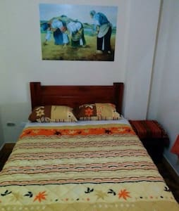 Your home in Otavalo - Otavalo - Bed & Breakfast