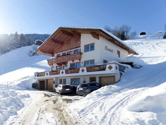 Apartment Tennhof in Zell / Zill Valley
