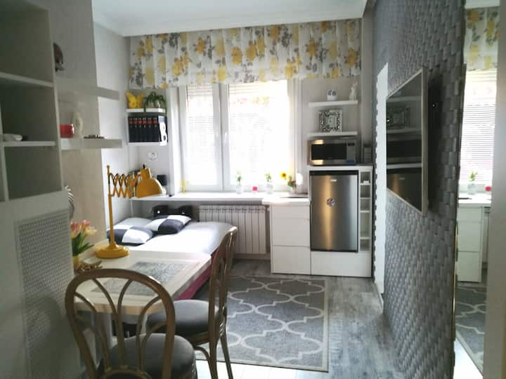 Charming Studio apartment ,15 min from City Centre